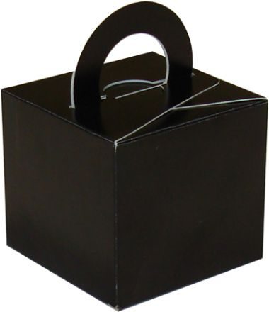 Black Cardboard Box Weight